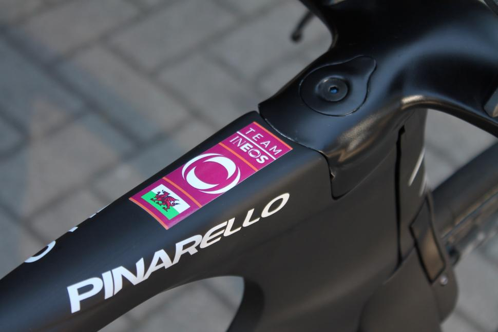 Tour de France 2019 Geraint Thomas Pinarello Bolide - 14.jpg
