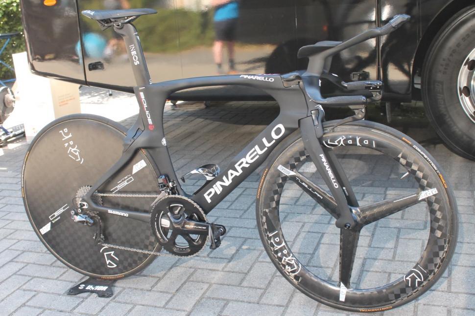 Tour de France 2019 Geraint Thomas Pinarello Bolide - 2.jpg