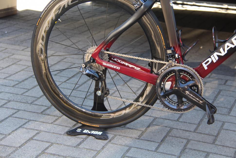 Tour de France 2019 Geraint Thomas Pinarello Dogma F12 - 5.jpg