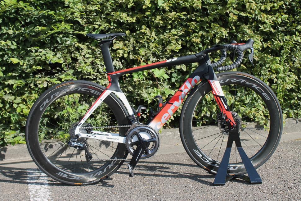 Tour de France 2019 Matthews Cervelo S5 - 4