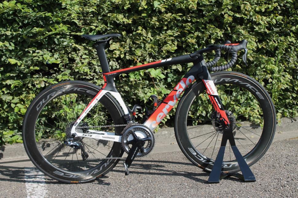 Tour de France 2019 Michael Matthews Cervelo S5 - 1.jpg