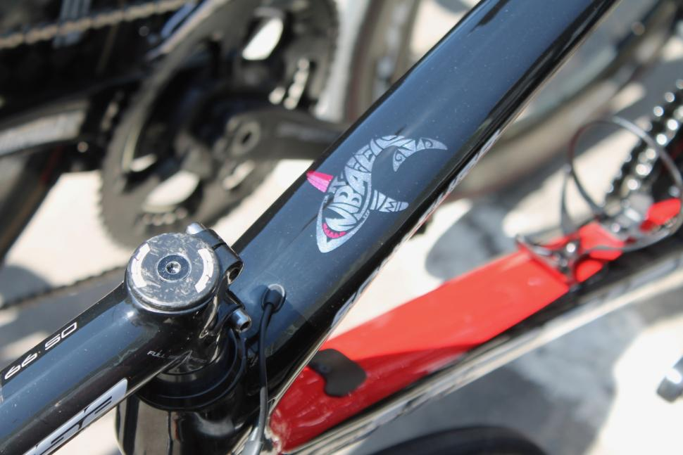 Tour de France 2019 Nibali bike - 1