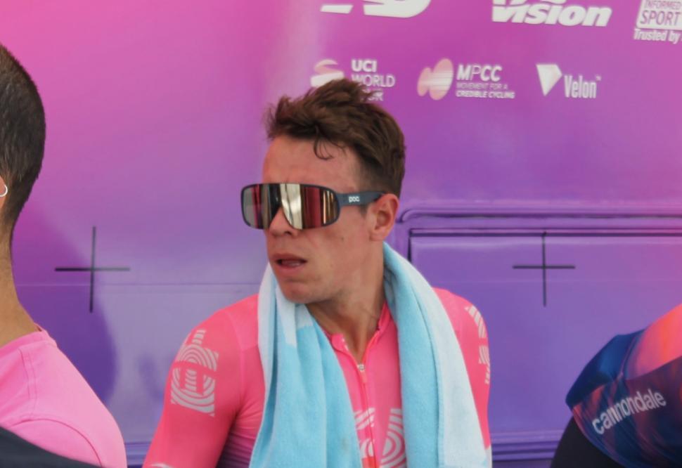 Tour de France 2019 Rigoberto Uran Poc glasses - 1