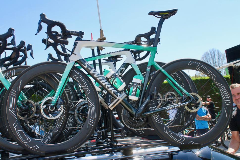 Tour de France 2019 Specialized Tarmac - 1