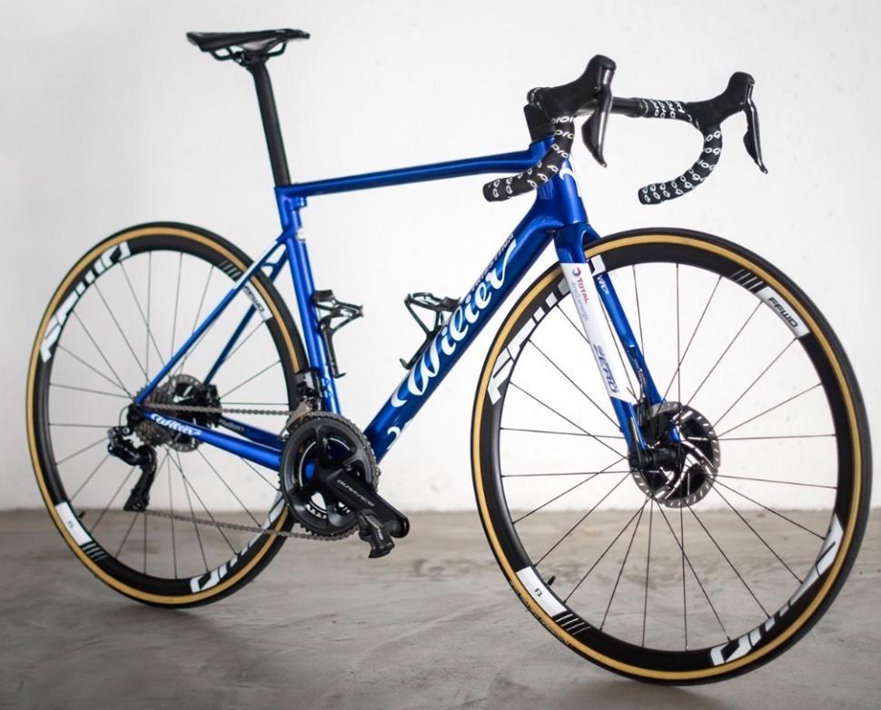 Tour de France 2019 Total Direct Energie Wilier Zero SLR - 9