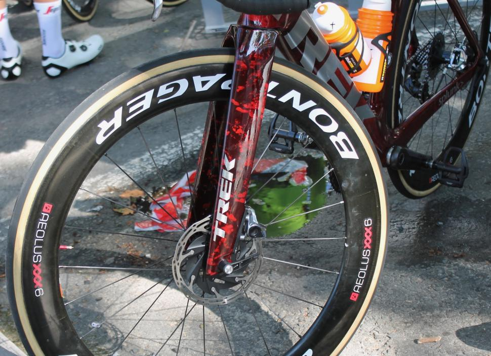 Tour de France 2019 Trek molten marble finish - 2