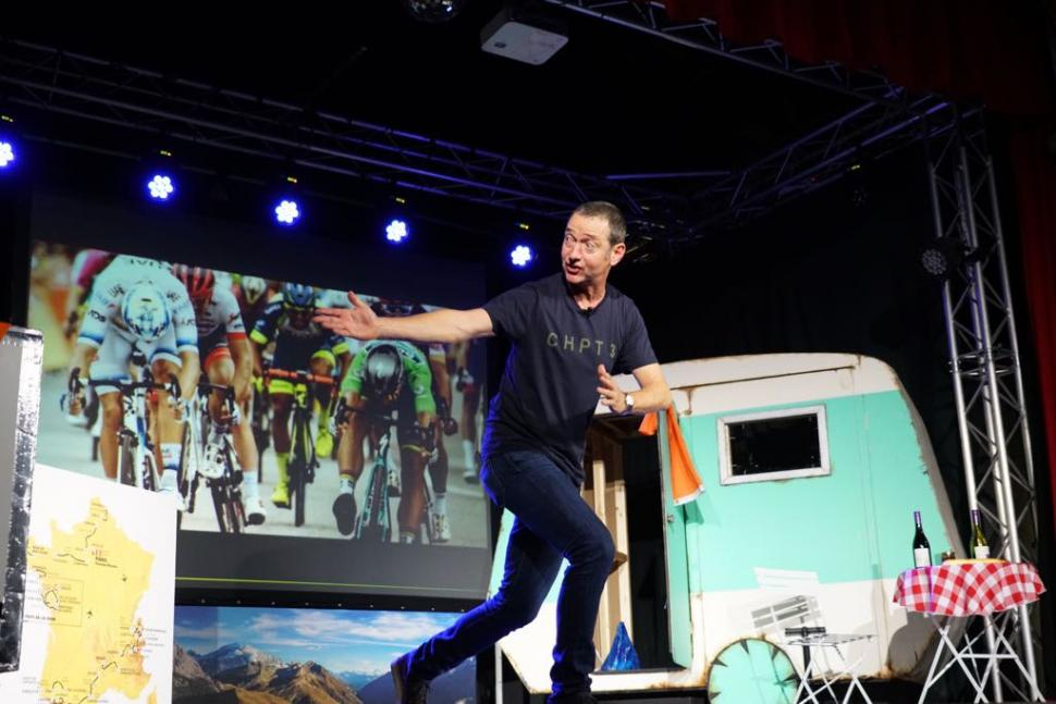 Tour de Ned (picture courtesy Holbeck Ghyll)
