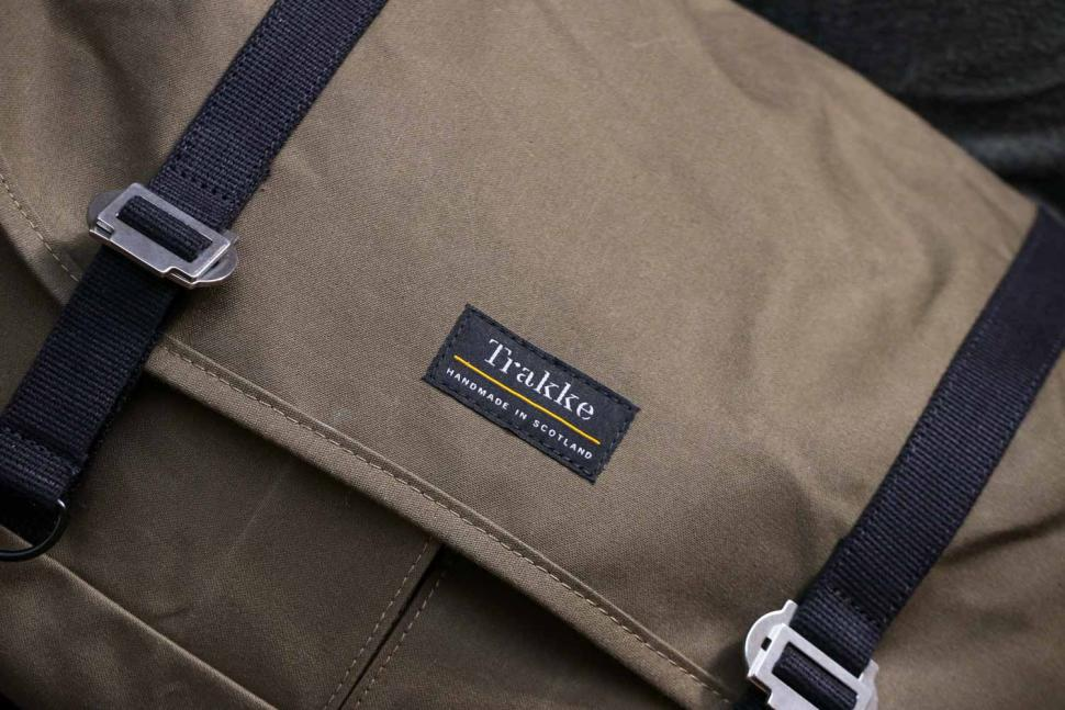 26da644bb Review: Trakke Wee Lug messenger bag | road.cc
