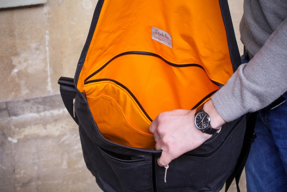 8a8219b1d Review: Trakke Wee Lug Mk2 Messenger Bag | road.cc