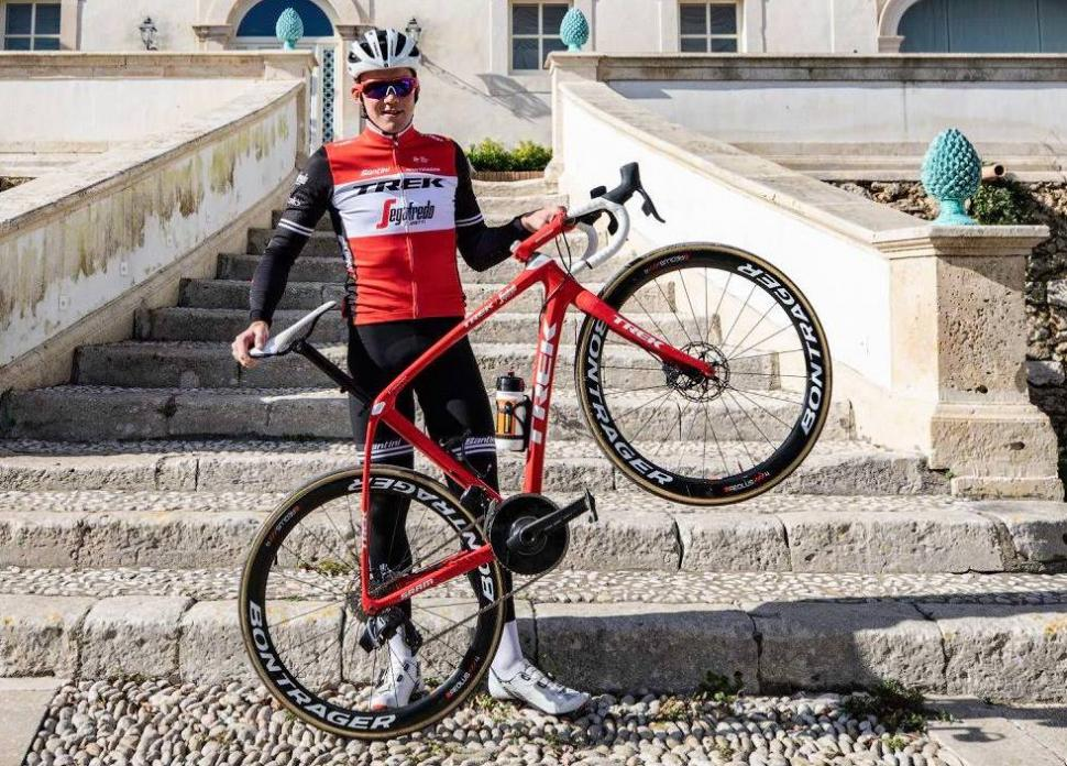 trek 2019 team bike