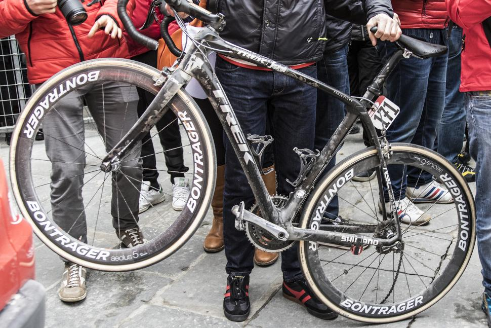 Trek Domane 2016 post-race close up - ©Paolo Ciaberta.jpg