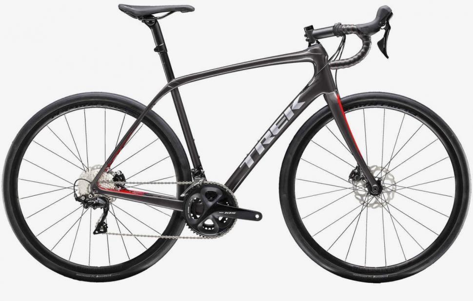 Carbon Road Bikes Trek Bikes >> Your Guide To Trek S 2019 Road Bike Range Road Cc