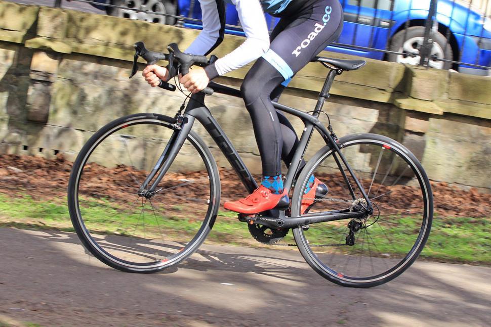 Review: Trek Domane SLR 6   road cc
