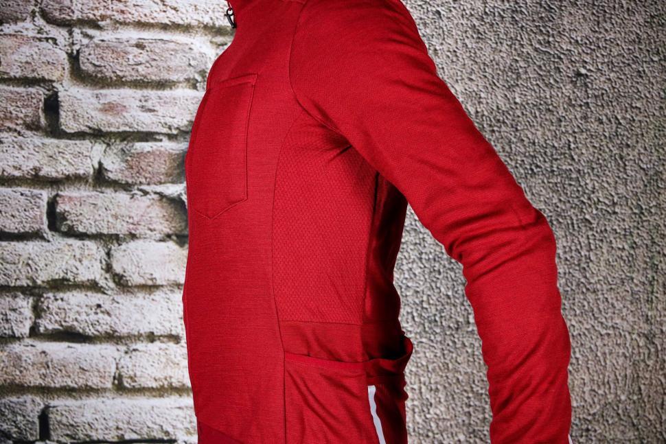 Triban Long Sleeved Merino Top - side panel.jpg