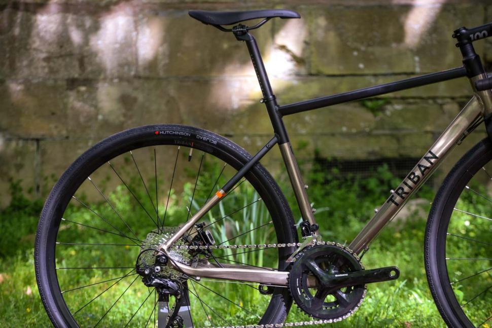 Review: Triban RC 520 Gravel | road cc