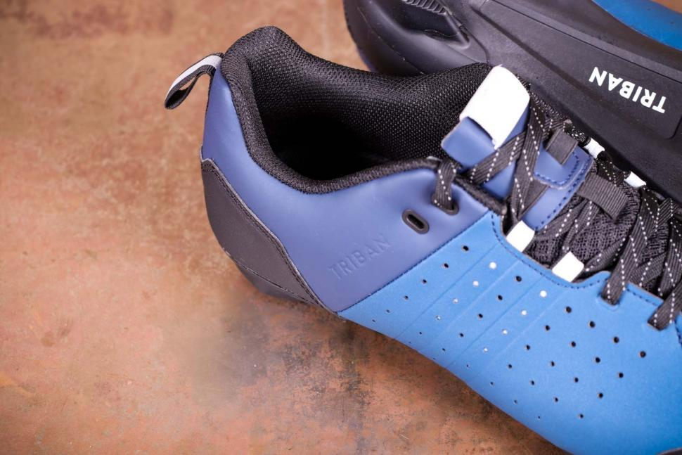 Triban RC 500 SPD road cycling shoes - rear