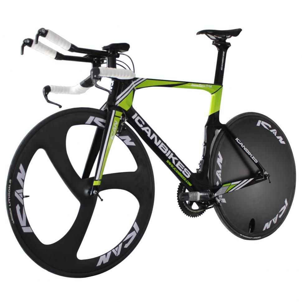 For sale: ICAN Arrow X Carbon Time Trial Bike 2388 00 | road cc