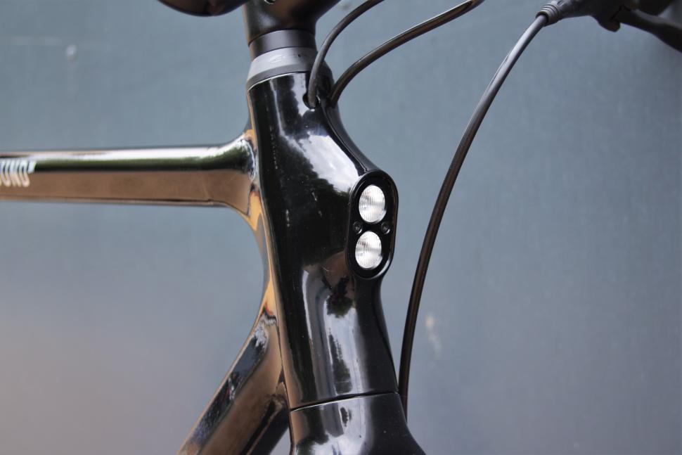 WTF? This 3D printed bike has no seat tube! | road cc
