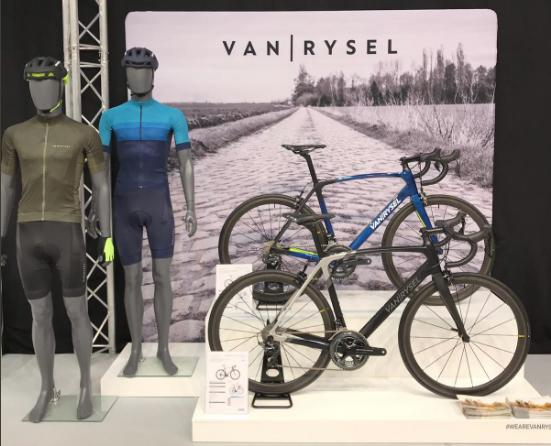 Decathlon launch Van Rysel brand for their performance road