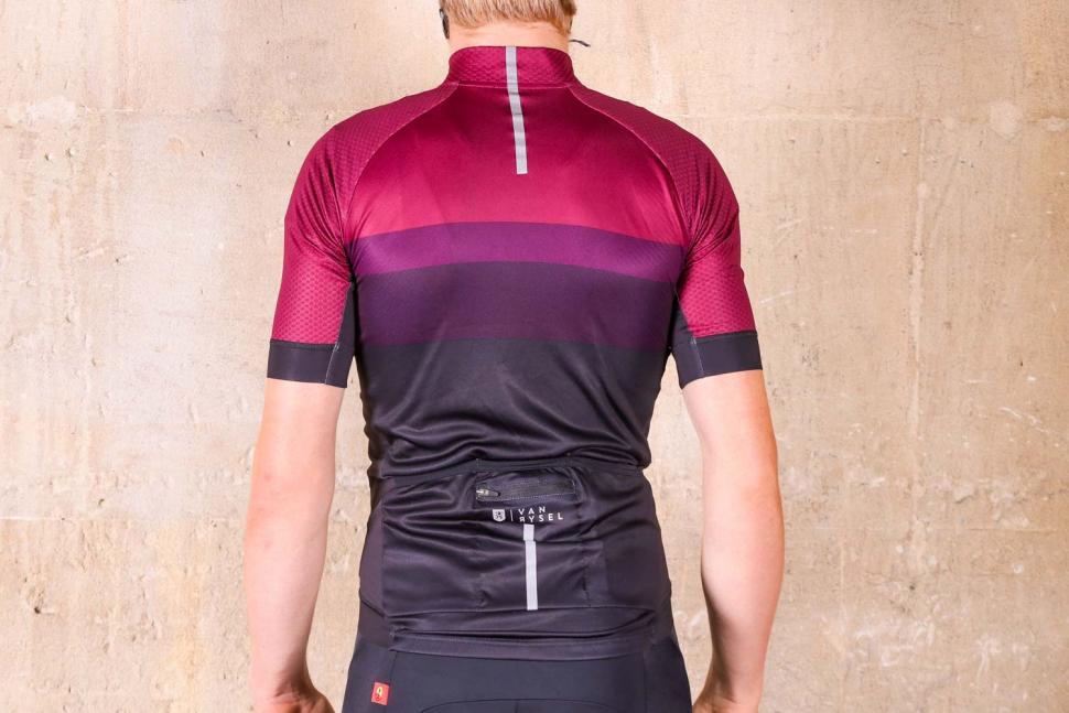 Van Rysel RR 900 Short Sleeve Cycling Jersey - back.jpg