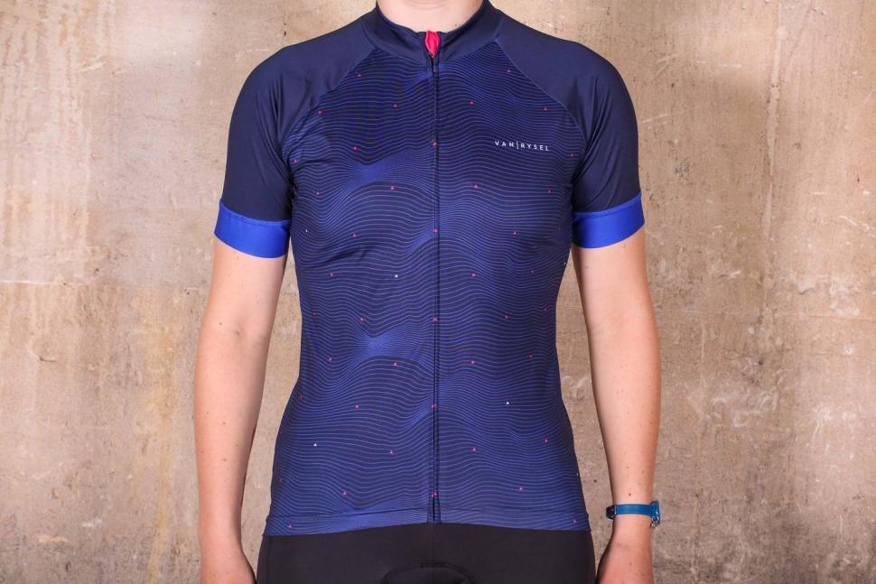 Van Rysel RR 900 Women's Short Sleeve Cycling Jersey.jpg