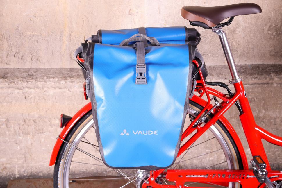 Vaude Aqua Back panniers - on rack.jpg