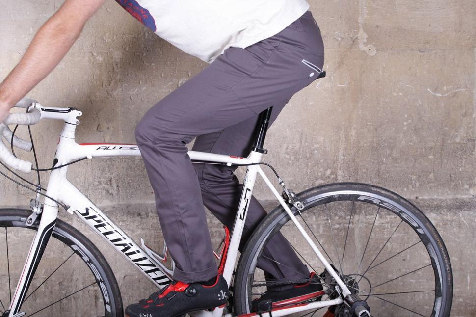 Velocity Mens Climber Trousers - riding.jpg