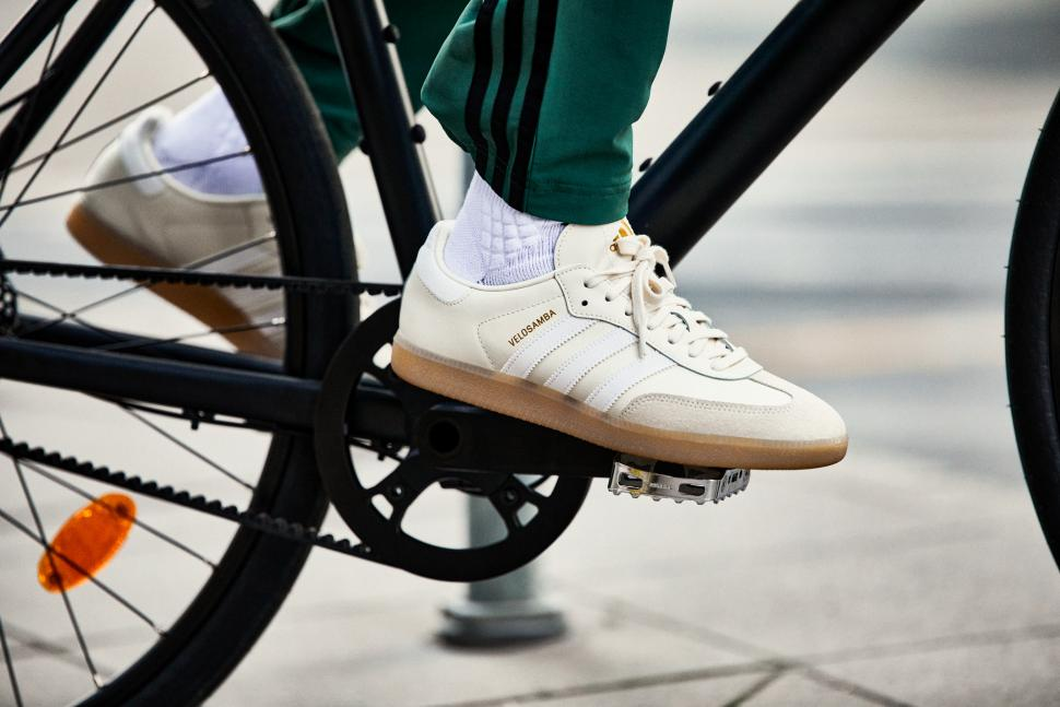 Adidas launches Velosamba SPD cycling shoes for city cyclists ...