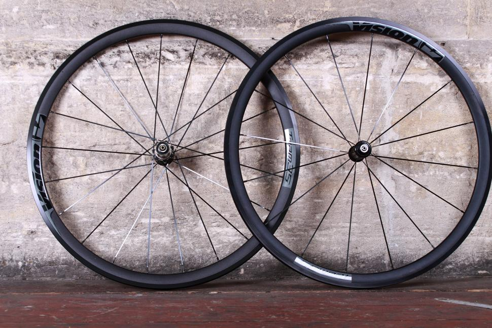 ee092ae0c49 Review  Vision Team 35 Wheelset