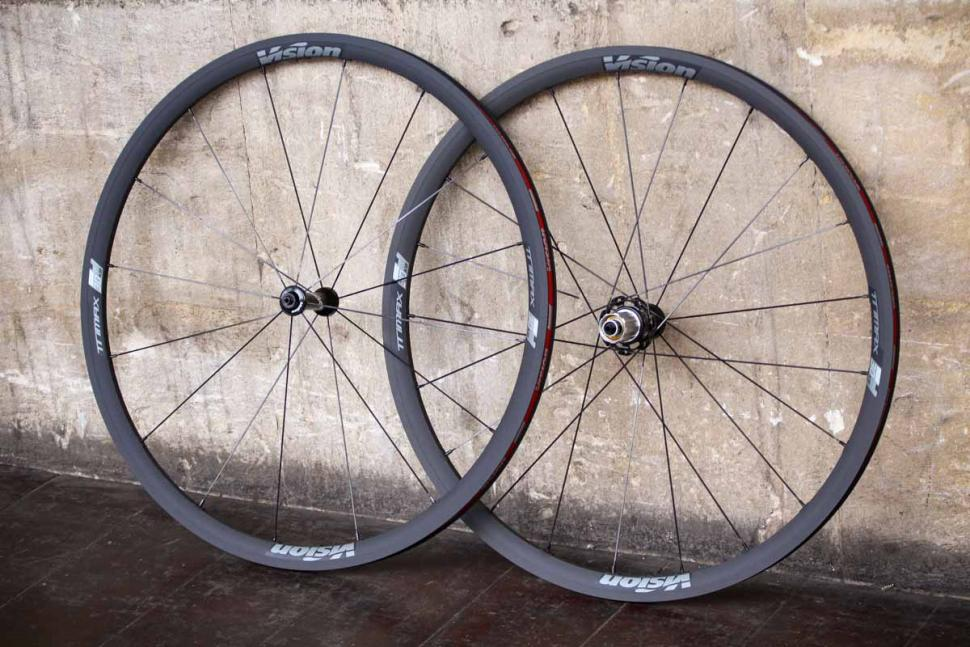49b5a20cd2c Review  Vision TriMax 30 KB wheelset