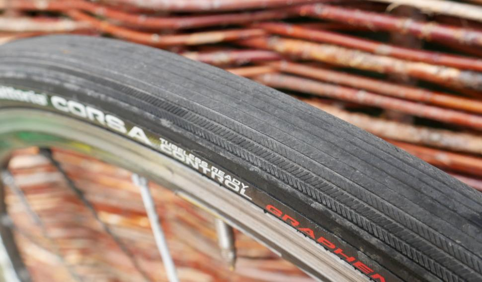 Review: Vittoria Corsa Fold G2.0 tyre