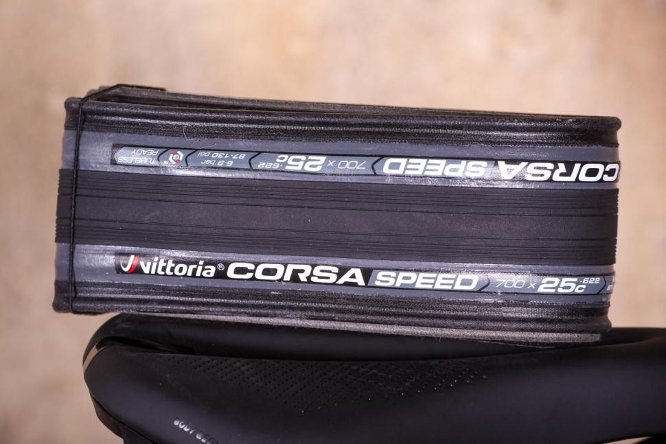 Tubeless Vittoria Corsa Speed G Plus Tire