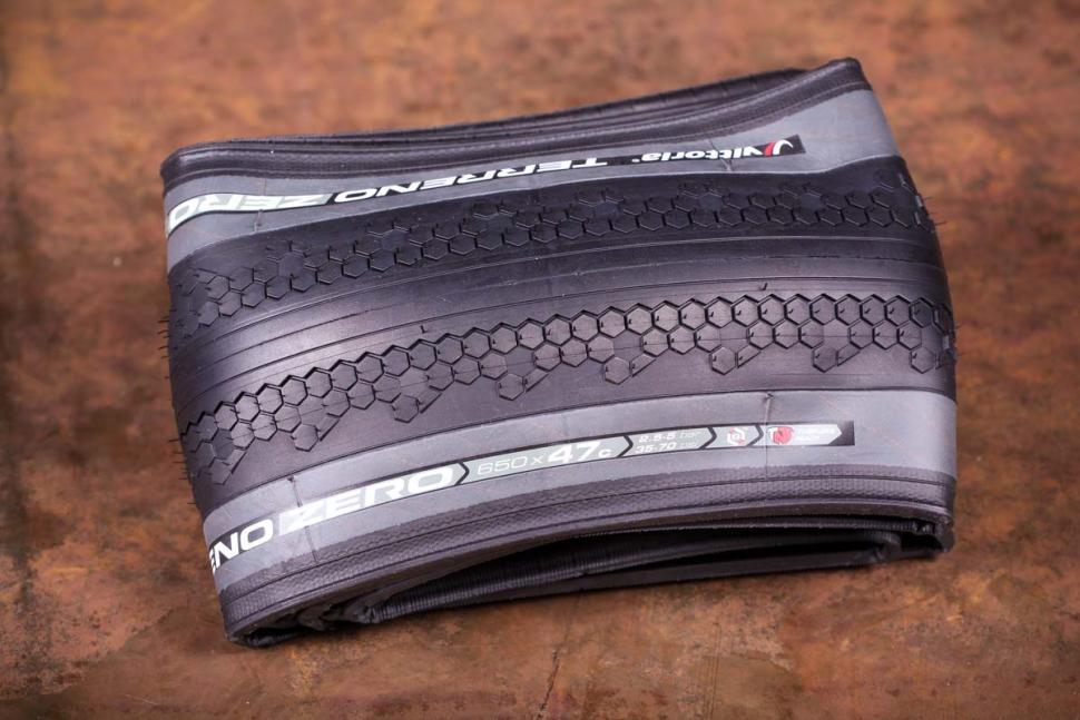 Vittoria Terreno Zero gravel tyre 650x47c