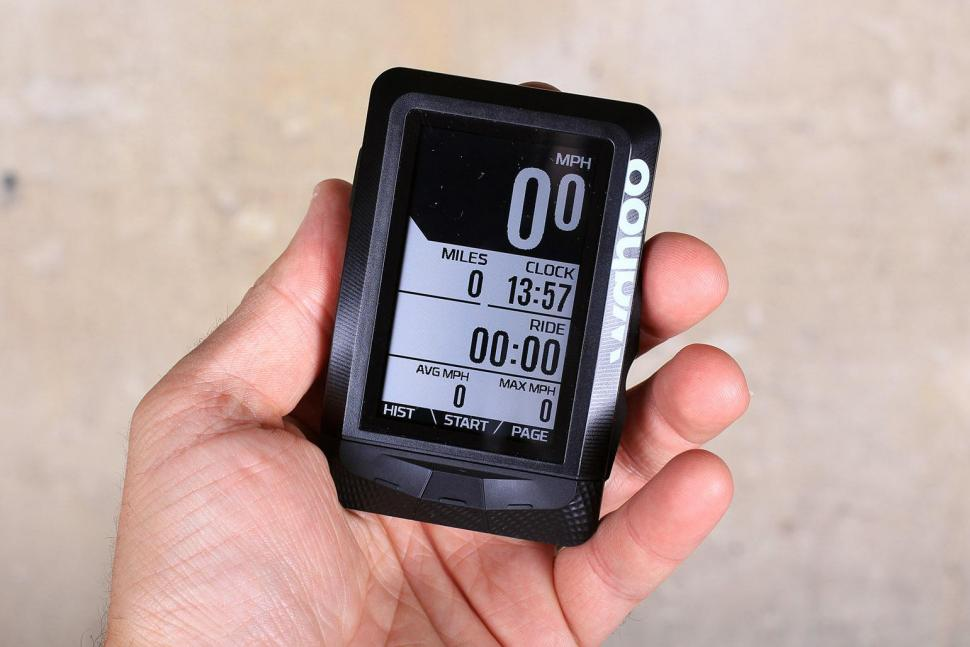 Review: Wahoo ELEMNT GPS Bike Computer | road cc