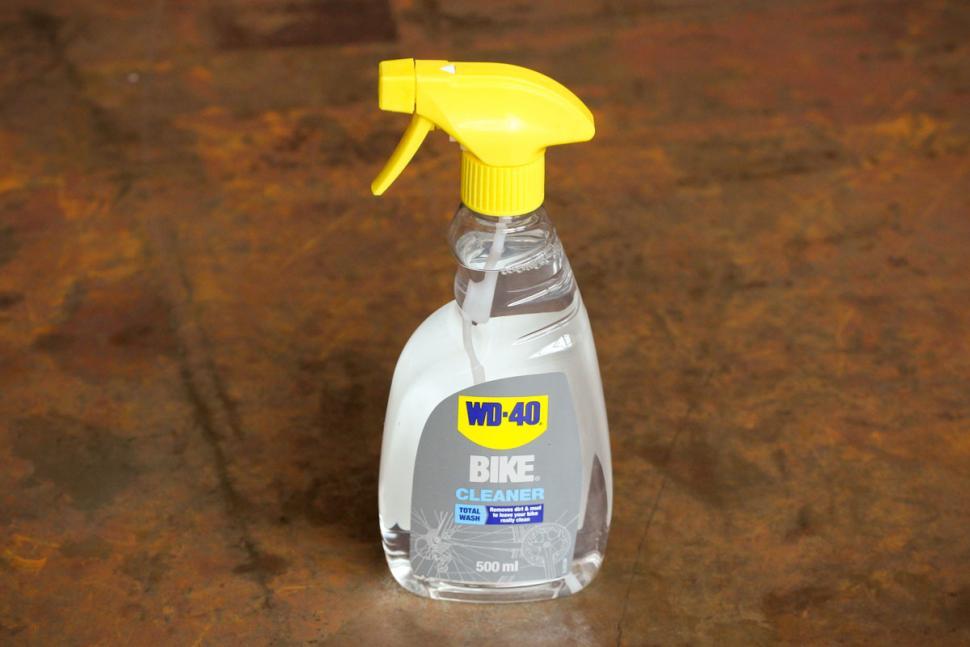 WD-40 Bike Cleaner Total Wash