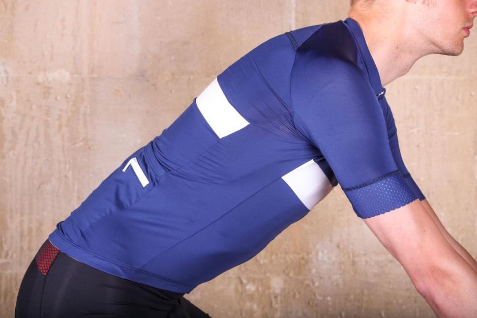 Wearwell Cycle Company Revival Jersey - riding.jpg