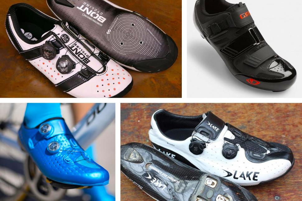 Where can I find wide cycling shoes Dec 2018