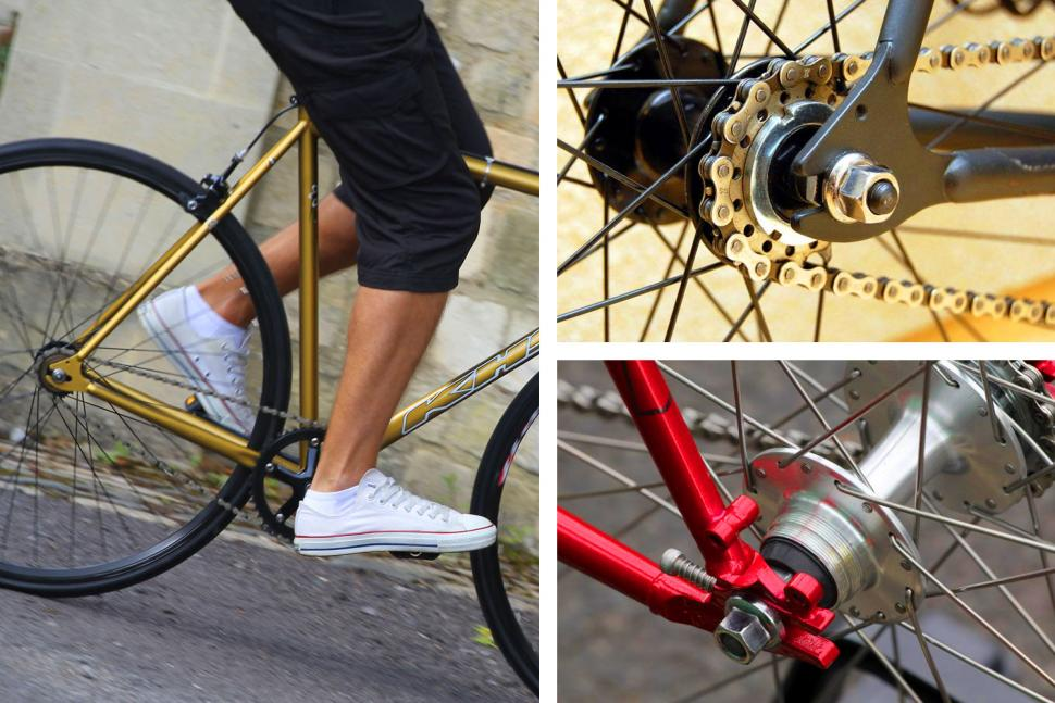 Why your next bike should be a fixie August 2018