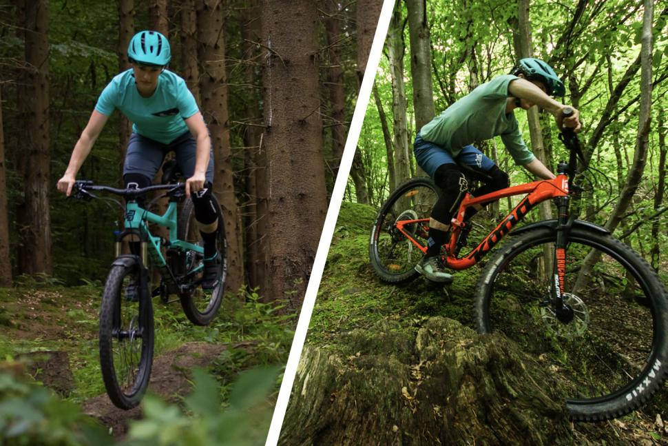 Why your next bike should be a mountain bike July 2018