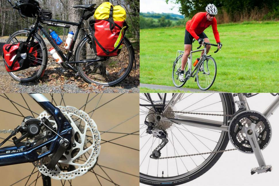 Why your next bike should be a touring bike