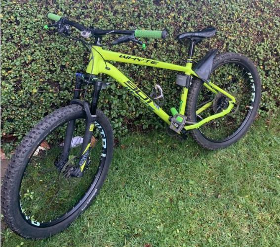 Twitter user who bought stolen bike