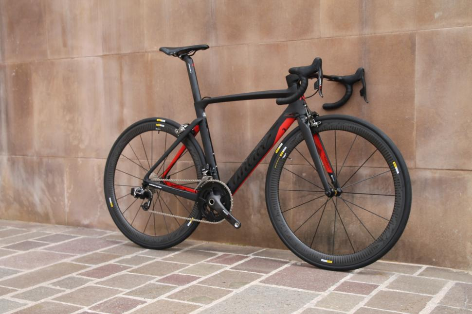 1dd7584bb66 Wilier Cento10Air unveiled - faster, lighter and more comfortable ...