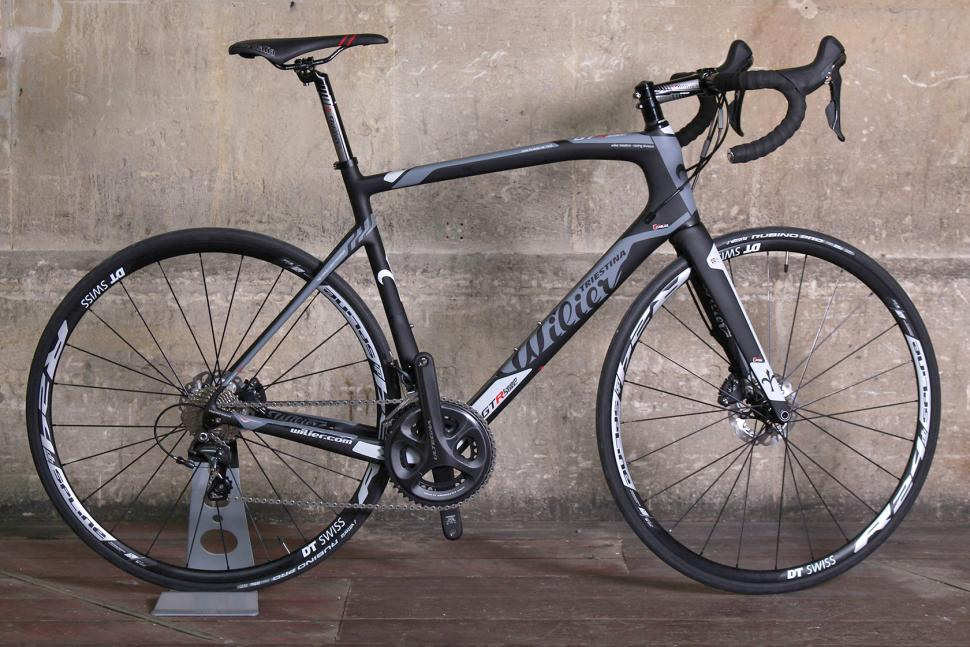 b5ef67db610 Review: Wilier GTR Team Disc endurance road bike | road.cc