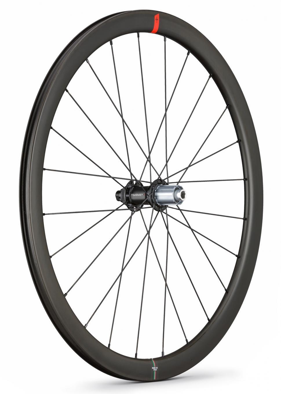Wilier wheels NDR38KC-Back-Treq