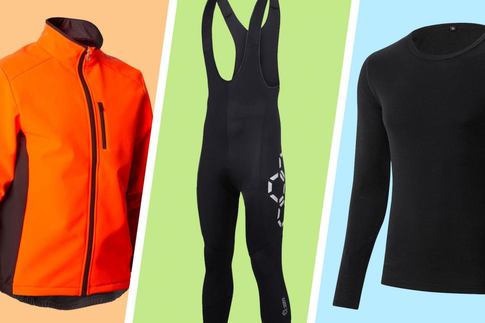 4d8e5bfba Winter cycle clothing on a budget - how to kit yourself out without  breaking the bank