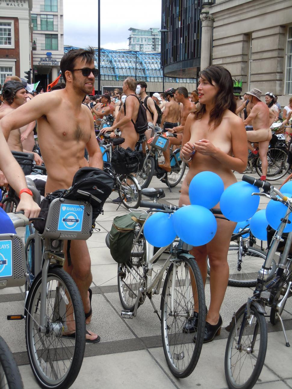 London And Manchester Host World Naked Bike Rides Road Cc