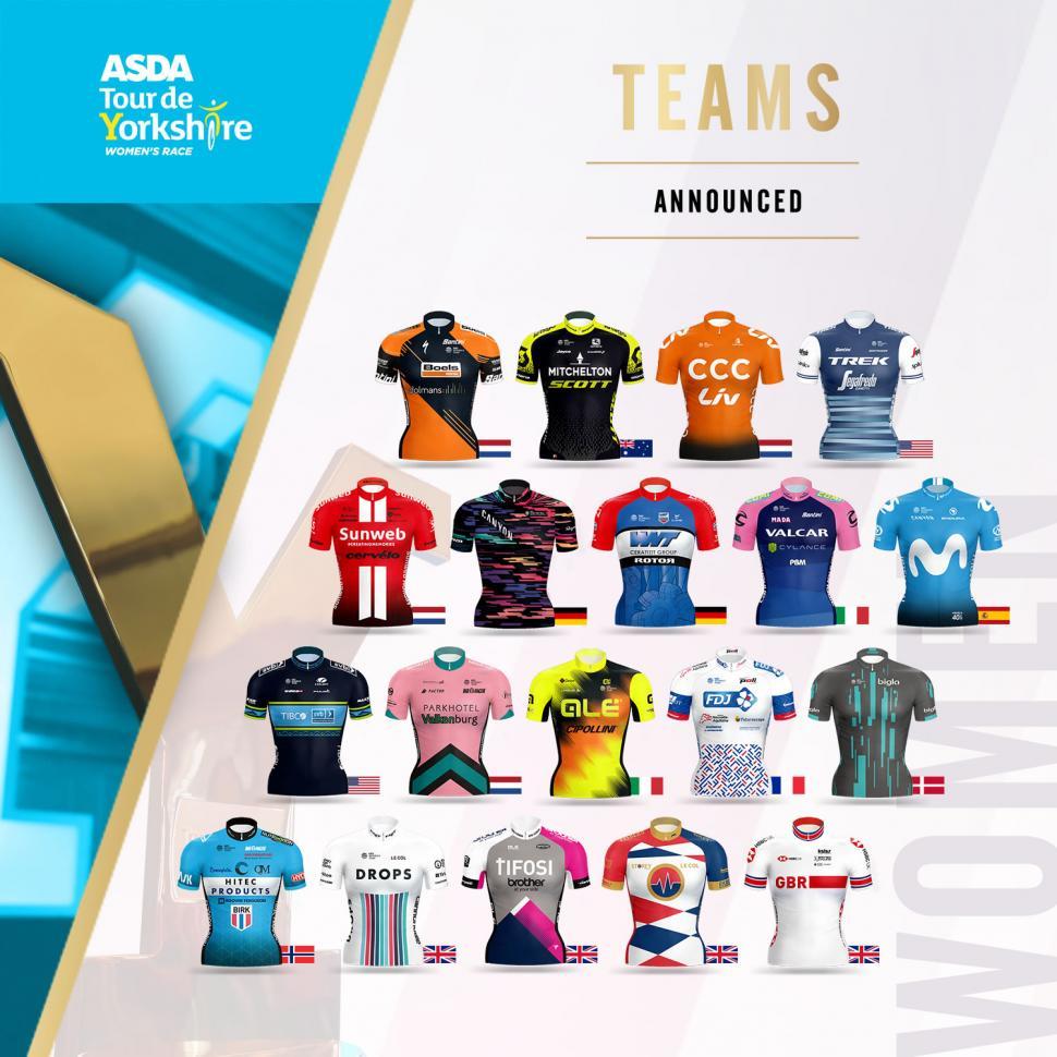 Womens Teams