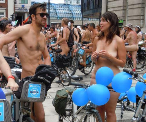 World Naked Bike Ride London - courtesy Tom Amos.JPG