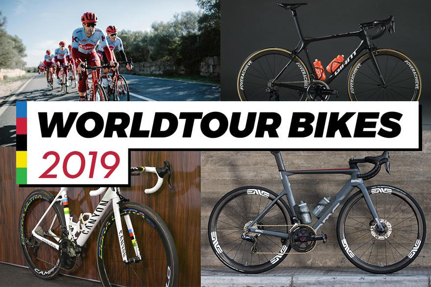 514a56976 2019 WorldTour race bikes - all the changes to this year s professional  peloton