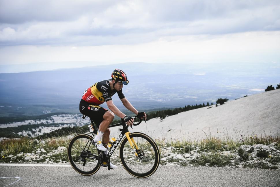 Wout Van Aert on Stage 11 of 2021 Tour de France 02 A.S.O., Pauline Ballet
